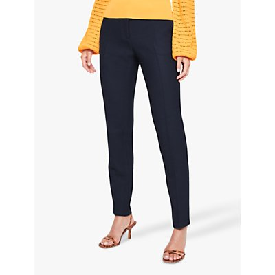 Damsel in a Dress Shanna Textured Trousers, Navy