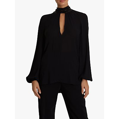 Fenn Wright Manson Amanda Holden Collection Angela Top, Black