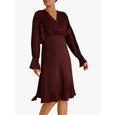 Fenn Wright Manson Germaine Dress, Burgundy