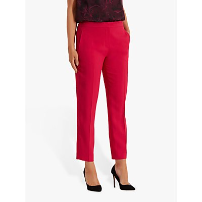 Fenn Wright Manson Rochelle Tailored Trousers, Pink