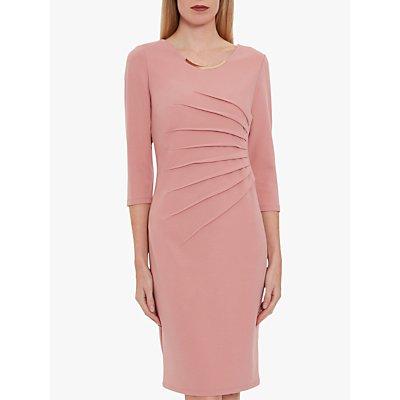 Gina Bacconi Ellis Scuba Crepe Dress