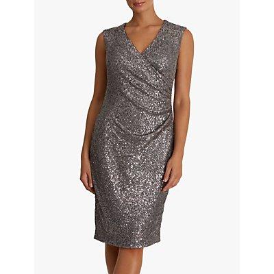 Fenn Wright Manson Petite Heloise Dress, Silver