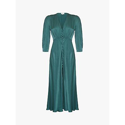 Ghost Madison Satin Dress