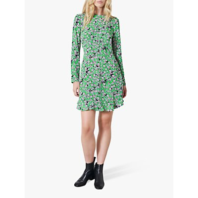 Finery Finchley Floral Dress, Multi
