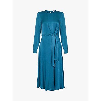 Ghost Mindy Satin Dress