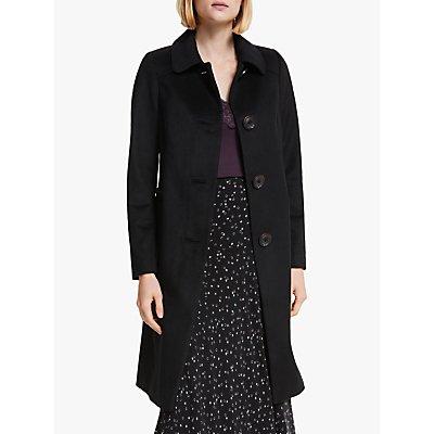 Boden Wilbraham Coat, Black