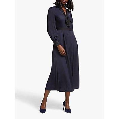 Boden Thelma Midi Dress, Navy