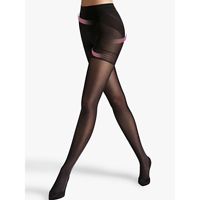 Wolford 50D Power Shaper Opaque Tights, Black