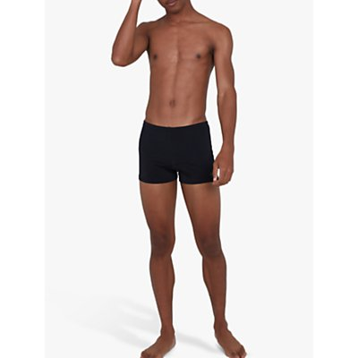 Speedo Essential Endurance+ Swim Shorts, Black