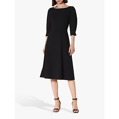 L.K.Bennett Lemoni Midi Dress, Black