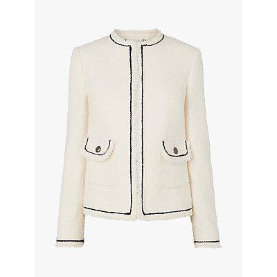L.K.Bennett Mercer Tweed Jacket