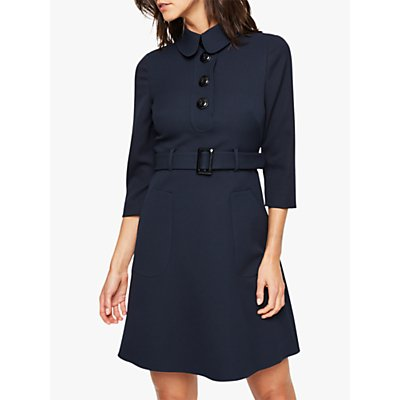 Damsel in a Dress Adie Button Detail Dress