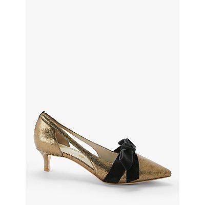 Boden Robyn Kitten Heel Court Shoes