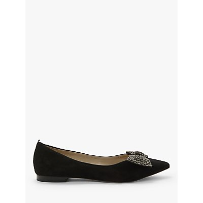 Boden Adelaide Jewel Bow Flats
