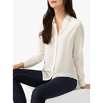 Pure Collection Relaxed Silk Blouse