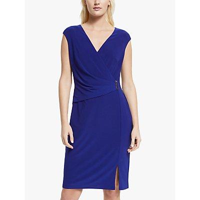 Lauren Ralph Lauren Aideena Dress, Parisian Blue