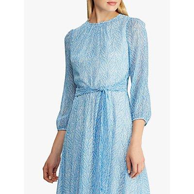 Lauren Ralph Lauren Kellia Dress, Eos/Colonial Cream