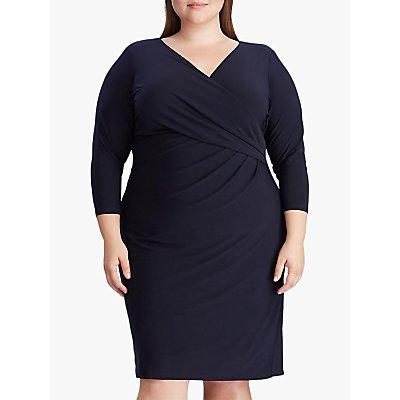 Lauren Ralph Lauren Curve Cleora Jersey Dress