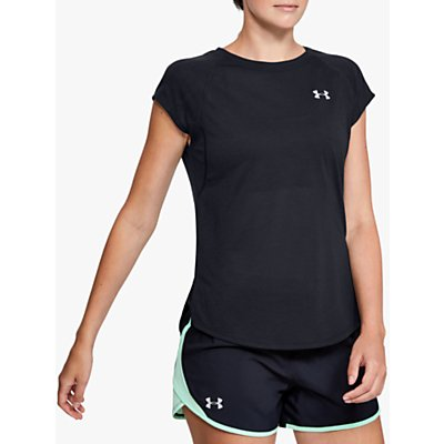 Under Armour Streaker 2.0 Shift Short Sleeve Running Top