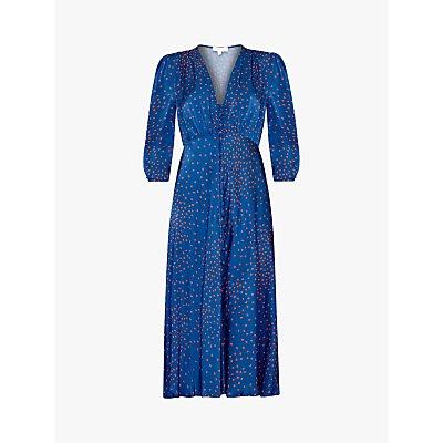 Ghost Lissa Spot Dress, Darcie Dash Geo