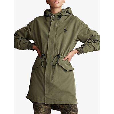 Polo Ralph Lauren Newport Windbreaker Jacket, Expedition Olive