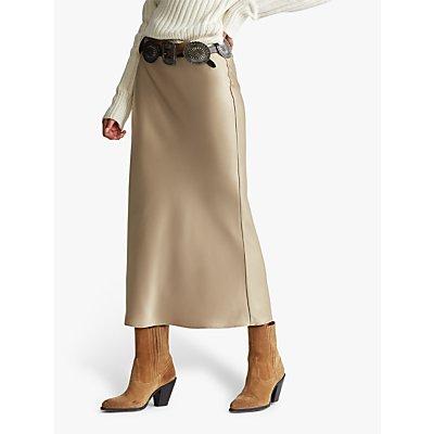 Polo Ralph Lauren Midi Skirt, Montana Khaki