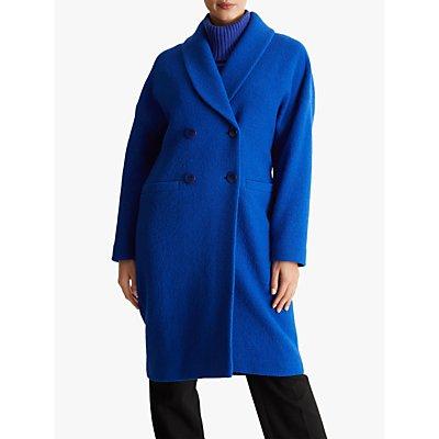 Fenn Wright Manson Petite Paulette Coat, Blue