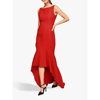 Damsel in a Dress Leela Maxi Dress, Red