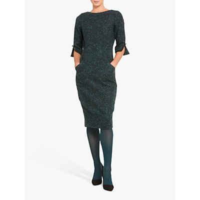 Helen McAlinden Zena Dress, Teal