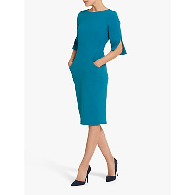 Helen McAlinden Vivienne Dress, Teal