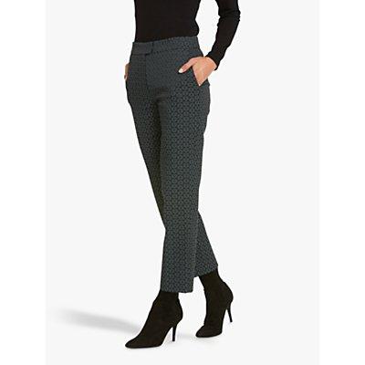 Helen McAlinden Jill Jacquard Tailored Trousers