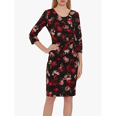 Gina Bacconi Franya Floral Dress, Multi
