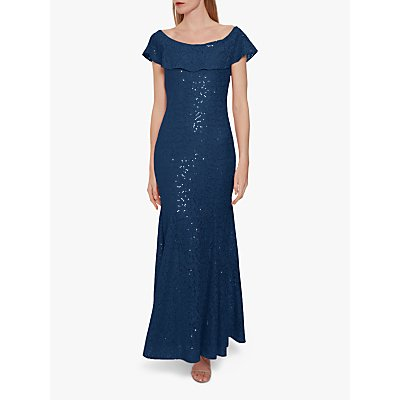 Gina Bacconi Amara Sequin Dress