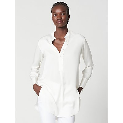 Winser London Silk Tunic Blouse