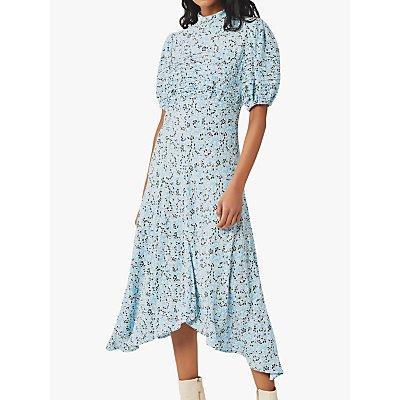 Ghost Jenna Floral Dress, Larrson Bloom