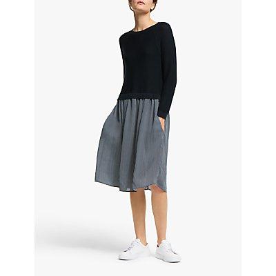 Weekend MaxMara Helier Dress, Black/Grey