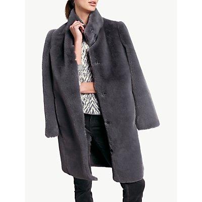 hush Ella Faux Fur Coat