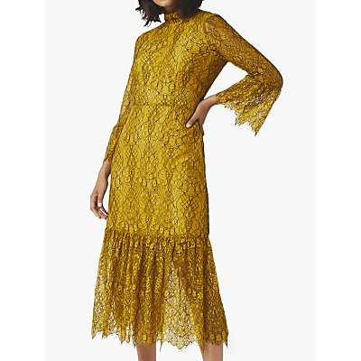 Ghost Rubie Dress, Yellow