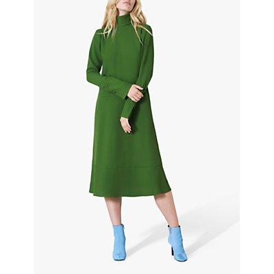 Finery Arden Dress, Green