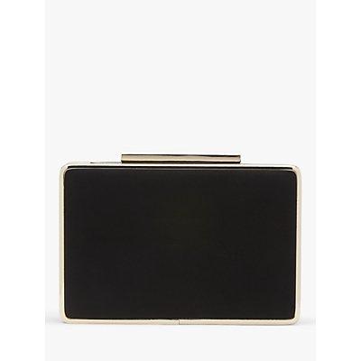 L.K.Bennett Nina Leather Clutch Bag