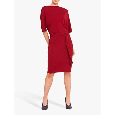 Helen McAlinden Belted Jersey Dress