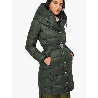Monsoon Laurel Belted Padded Coat