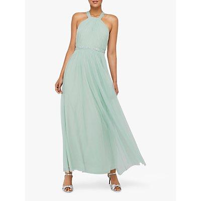 Monsoon Ellison Twist Embellished Maxi Dress