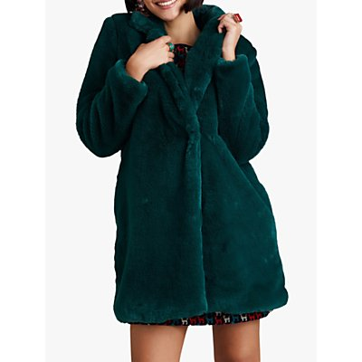 Yumi Fur Collar Jacket