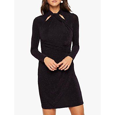 Studio 8 Verna Sparkle Dress, Black Multi