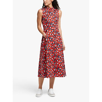 Boden Miriam Ponte Midi Dress