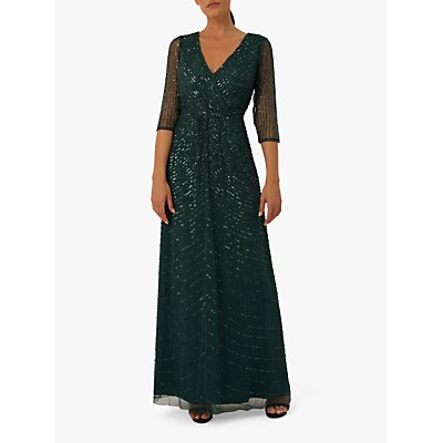 Raishma Dorothy Gown, Bottle Green
