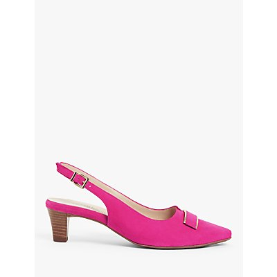 Peter Kaiser Isari Suede Slingback Court Shoes