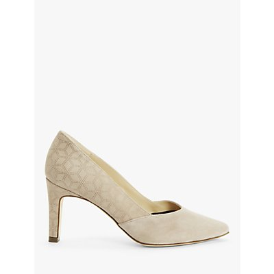 Peter Kaiser Eilna Suede Court Shoes, Mauve
