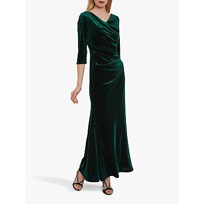 Gina Bacconi Jaisa Velvet Maxi Dress